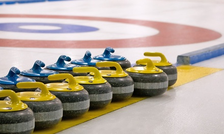 Two or Six Lessons and Games of Curling at The Heather Curling Club (Up to 53% Off)
