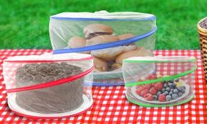 Pop-Up Food-Cover Set (3-Piece)