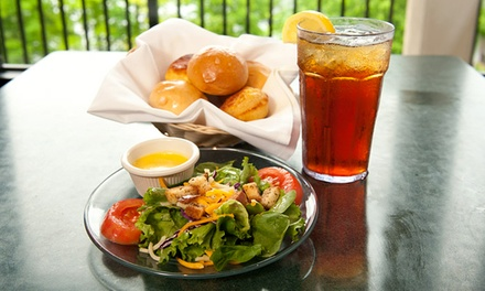 American Food at One of Eight Tennessee State Park Restaurants (Up to 50% Off). Two Options Available.