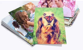 25 Personalised Photo Prints
