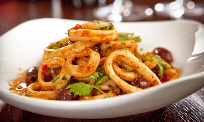 The Tasting Room - Spanish Quarter: Chef-Guided Spanish Three-Course Lunch or Four-Course Dinner for Two or Four at The Tasting Room (Half Off)