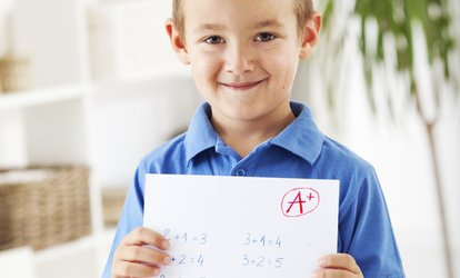 image for Math Assessment and Two 1-Hour Sessions at Mathnasium Multiple Locations (82% Off)