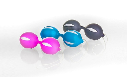 Geisha Kegel Balls. Multiple Colors Available.