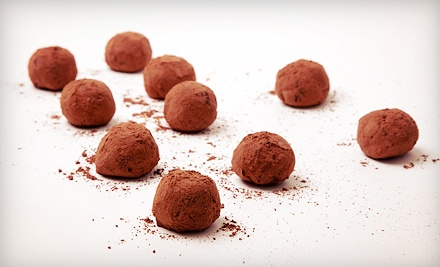 Raw Organic Vegan Truffles from Love Bird Chocolates (Up to 59% Off). Three Options Available.