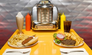 Starlite Coney Island: Diner Meal for Two or Four at Starlite Coney Island         (47% Off)