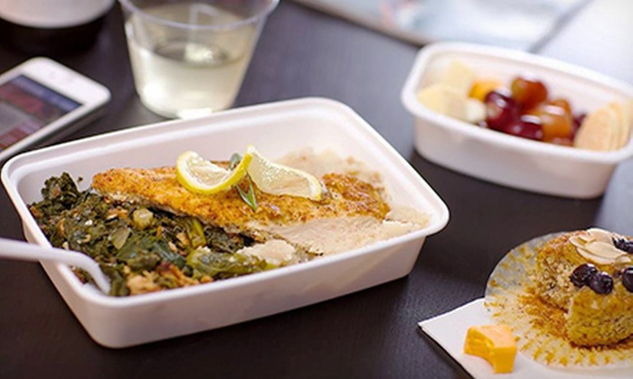 Zedric's: Fresh Gourmet to Go - Multiple Locations: Healthy Chef-Prepared Meals to Go at Zedric's: Fresh Gourmet to Go (Half Off). Two Options Available.