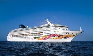 3- or 4-Night Bahamas Cruise