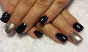 Nails By Marissa: A Spa Manicure and Pedicure from Nails By Marissa (50% Off)