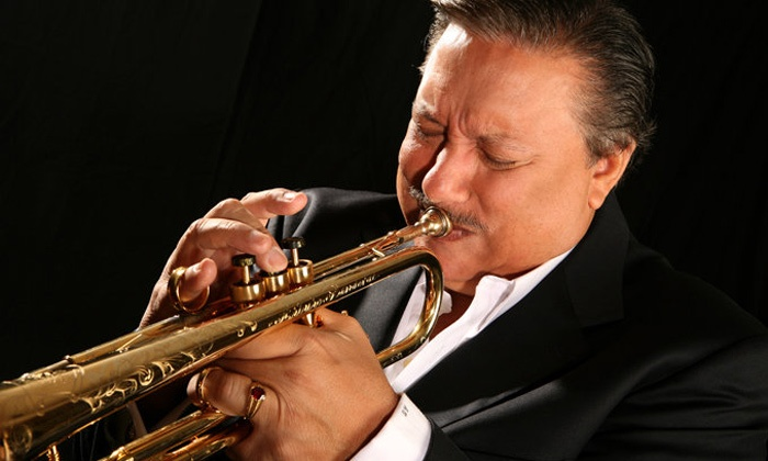 Arturo Sandoval With The UK Wind Symphony - University of Kentucky: Arturo Sandoval With The UK Wind Symphony at Singletary Center for the Arts on Saturday, December 14 (Up to 54% Off)