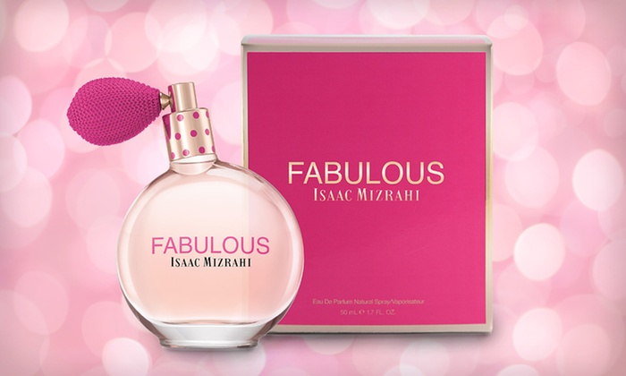 Isaac Mizrahi Fabulous Fragrance for Her: $34 for Isaac Mizrahi Fabulous Eau de Parfum for Women with Travel-Size Spray ($80 List Price). Free Shipping.