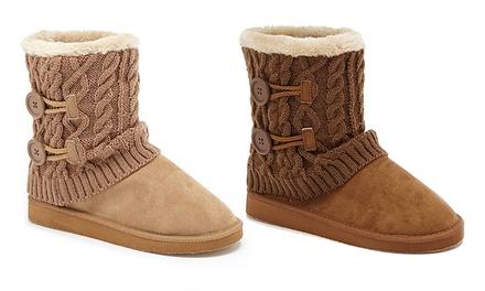 Serene Comfort Anna Women's Winter Boots