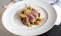 Saisonales 6-Gänge-Gourmet-Menü für 2 oder 4 Personen im Balducci (bis zu 51% sparen*)