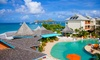 4-Star Beach Resort & Water-Park Passes in St. Lucia