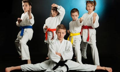 image for Hip-Hop, Taekwondo or Dance Classes for Children at Celtic Star Studios (61% Off)