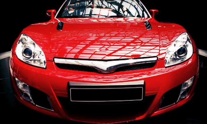 SDS Car Care & Detailing - Northward: $39 for an Interior and Exterior Auto Detailing Package with Steam Cleaning at SDS Car Care & Detailing ($174 Value)