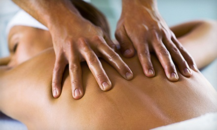 $83 for Relaxation Package with Massage and Oxygen Facial at Accentrix's Salon and Spa ($150 Value)