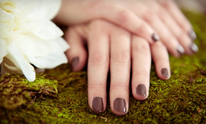 Nails by Dany at Wicked Salon - Mount Prospect: One or Two No-Chip Manicures from Nails by Dany at Wicked Salon (Up to 58% Off)