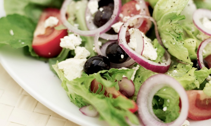 Bay Leaf Cafe and Catering - Redwood Shores: Salads, Beer, Wine, and Sides at Bay Leaf Cafe and Catering (Up to 45% Off). Three Options Available.