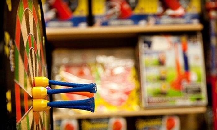Learning Express Toys of South Florida - Multiple Locations: $15 for $30 Worth of Toys, Games, and Children's Apparel at Learning Express Toys of South Florida