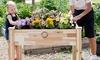 Cedar Planter Boxes from $89.99-$119.99