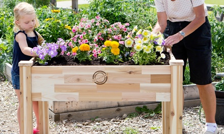 Cedar Planter Boxes from $89.99-$119.99