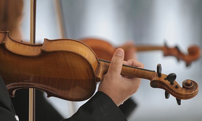 First Chair Fiddlers - Multiple Locations: $59 for Eight Group Music Lessons for Violin, Guitar, or Viola and Cello at First Chair Fiddlers ($180 Value)