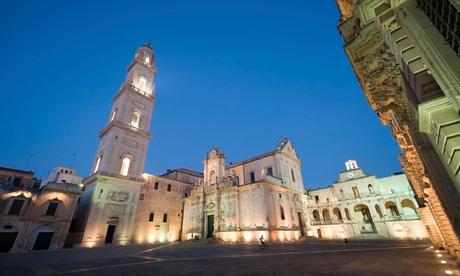 Audioguida nel centro storico di Lecce