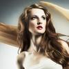 Damen-Haarschnitt