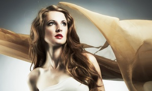 Schnippelstube: Waschen und Schneiden inkl. Kopfmassage und optional Augenbrauen Treatment in der Schnippelstube (bis zu 52% sparen*)