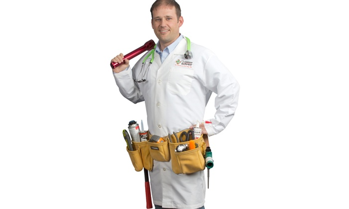 Josh Lowe's Dr Energy Saver - Eugene: Energy Evaluation or Furnace Maintenance from Josh Lowe's Dr Energy Saver (Up to 67% Off)