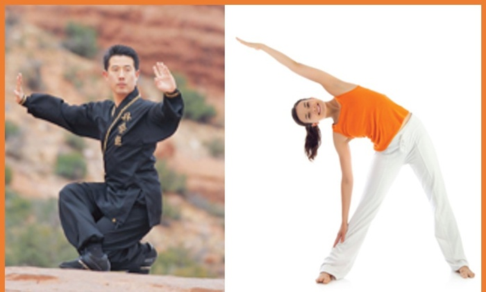 The ChunHwa Training Centre - Multiple Locations: C$40 for a One-Month Yoga, Tai Chi, and Qi Gong Package at The ChunHwa Training Centre (85% Off)