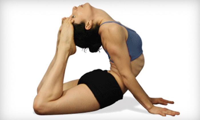 Bikram Yoga Farmington - Farmington: $30 for 10 Hot-Yoga Classes at Bikram Yoga Farmington ($140 Value)