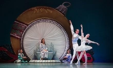 ARTS San Antonio Presents Mejia Ballet International's