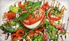Carmella's Pizza & Pasta - Downtown Palm Coast: Italian Food for Two or Four at Carmella's Pizza & Pasta (Up to 52% Off)