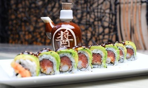 Sushi Yama Carlsbad: Sushi and Japanese Food for Two or Six at Sushi Yama (Up to 45% Off).