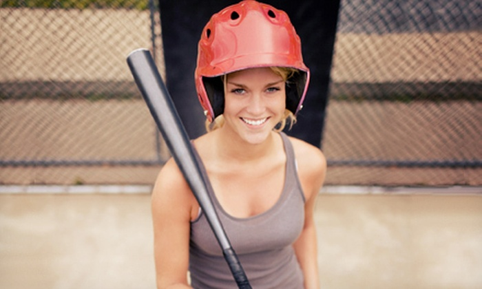 Premier Baseball Academy - Multiple Locations: 1, 5, 10, or 15 Batting Cages Visits at Premier Baseball Academy (Up to 76% Off)