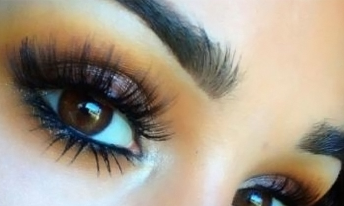 Eyelash Extensions at Eyes Fore You (Up to 73% Off). Five Options Available.