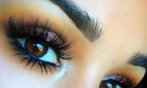 Eyes Fore You: Eyelash Extensions at Eyes Fore You (Up to 75% Off). Five Options Available.
