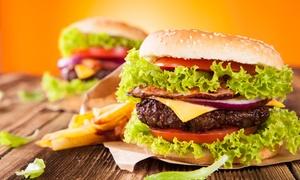 Wood Wayne: Trio Nachos, Royal  Burger en frisdrank voor 2 of 4 vanaf € 28 bij Wood Wayne