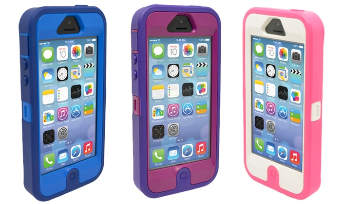OtterBox Defender iPhone 5/5s Case: OtterBox Defender Series Case for iPhone 5/5s. Multiple Colors Available. Free Returns.