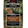 3-Pack of San Francisco Bay Breakfast Blend Ground Coffee