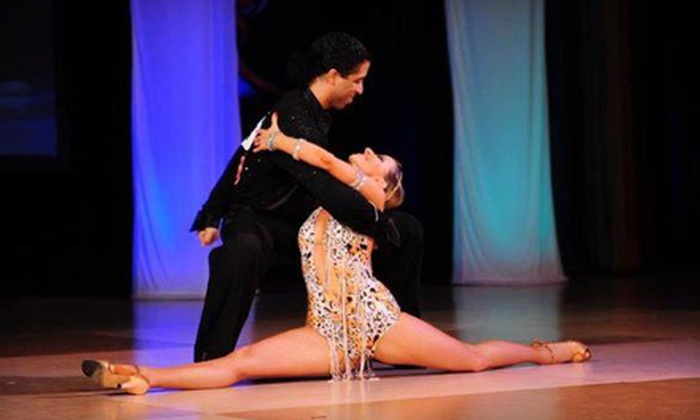 Rhythmology - Westbury: 5 or 10 Dance Classes with Private Lesson, or 10 Children's Dance Classes at Rhythmology (Up to 74% Off)