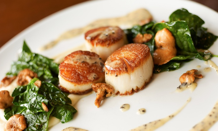 bin on the lake - Lakeview: $40 for $60 Worth of Seasonal Pacific Northwest Fare for Dinner at bin on the lake
