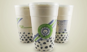 Lollicup - Diamond Bar: $12 for Four Groupons, Each Good for $5 Worth of Tea and Juice at Lollicup - Diamond Bar ($20 Value)