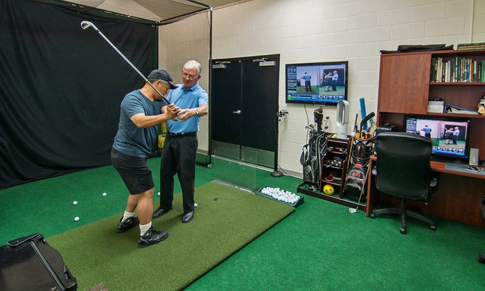 Dave Atchison at Burlingame Golf Center - Burlingame: One or Two One-Hour Private Golf Lessons with Dave Atchison at Burlingame Golf Center (Up to 60% Off)