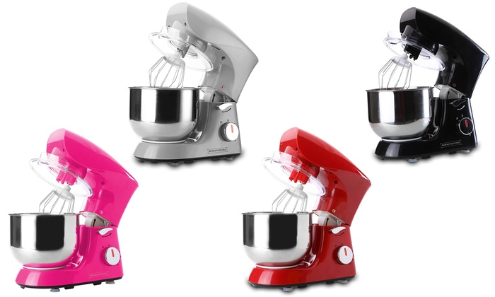 groupon goods global gmbh robot da cucina impastatrice royalty line vari colori disponibili