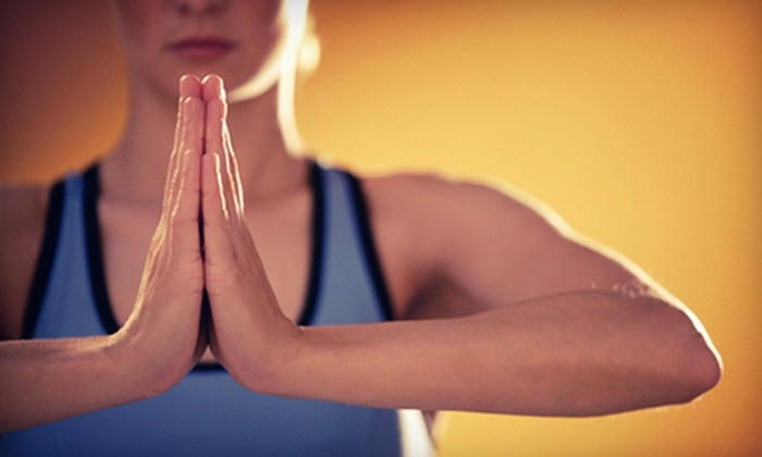 Poser Yoga Studio - Walnut Valley: One Month of Unlimited Hot Classes, or 6 or 12 Classes at Poser Yoga Studio (Up to 83% Off)