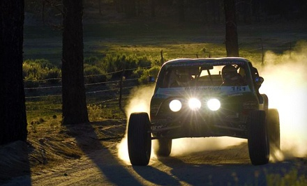 An Off-Road Driving Excursion for Two with Four Laps  - Legendary Excursions in Tremont