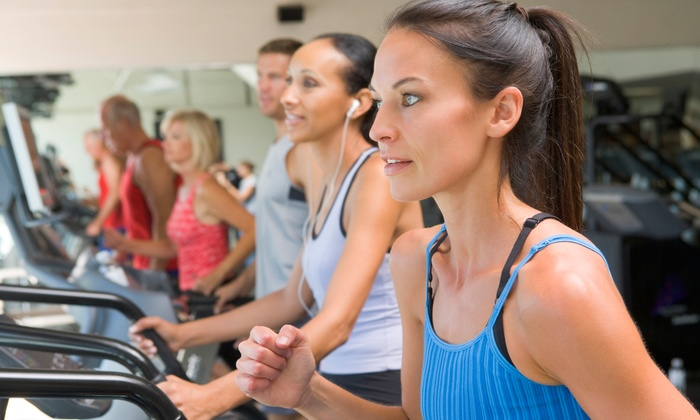 Ghost Town Fitness - Kaukauna: One- or Three-Month Membership with Unlimited Group Fitness Classes at Ghost Town Fitness (Up to 78% Off)
