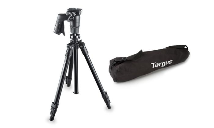 Targus Trigger Tripod for DSLR Cameras and Camcorders: Targus Black Label 360° Trigger Tripod for DSLR Cameras and Camcorders. Free Shipping and Returns.
